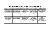 Reading Groups Contract