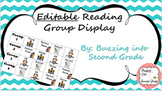 Reading Groups Display Powerpoint