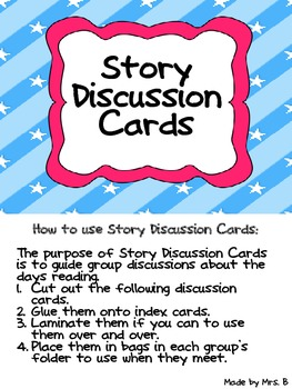 Reading Groups - Literature Circle Complete Guide