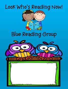 Reading Groups Poster Set
