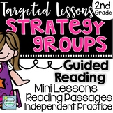 Reading Strategy Groups Targeted Lessons ~ Guided Reading
