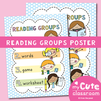 Reading Groups Task Poster