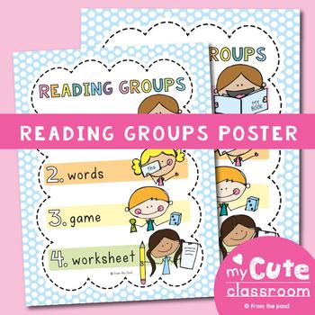 Reading Groups Task Poster