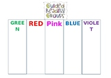 Reading Groups Template