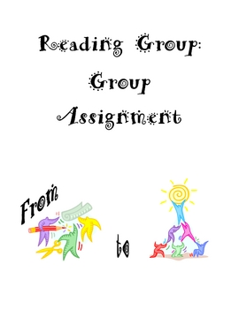 Reading Groups- The Beginning...
