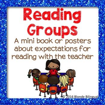 Reading Groups mini book