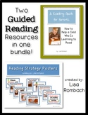 Reading Guide For Parents Reading Strategy Posters BUNDLE