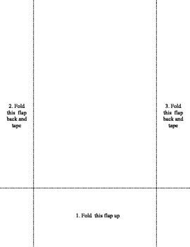 Paper Brochure Holder