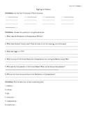 Reading Guide Unit 3 lesson 3 Harcourt Social Studies