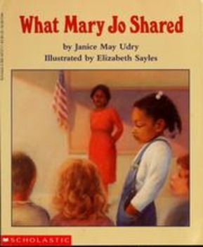 Reading Guide What Mary Jo Shared