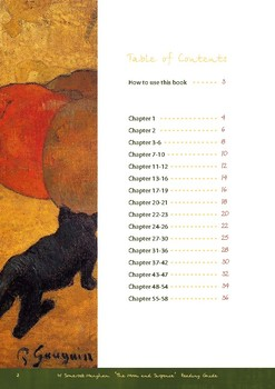 "Reading Guide for ESL students - ""The Moon and Sixpence"" by Somer"