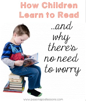 Reading ~ Tips for Worried Parents (PreK - 1st)