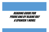 Reading Guide for Pobre Ana