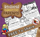 Reading Help for Parents