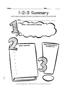 Reading History Graphic Organizer Bundle by Common Core