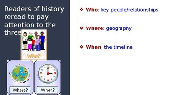 Reading History:The American Revolution Lucy Calkins Grade 4 Unit 3 Session 3