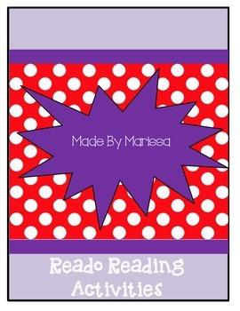 Reading Home Program- Reado