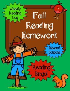 Reading Homework
