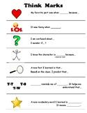 Reading Homework / DEAR / IDR Log- Beginning Elementary Readers