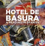 Reading: Hotel de basura