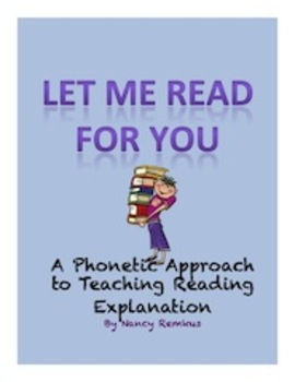 Reading Instruction-A Complete Phonics/Reading/Sight Word Program-Unit 1-'AT'