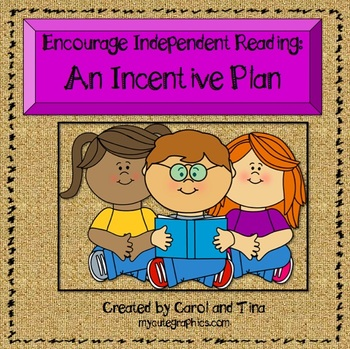 Reading At Home: An incentive to increase your students independent reading.