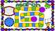 Reading Incentive Monthly Game Boards