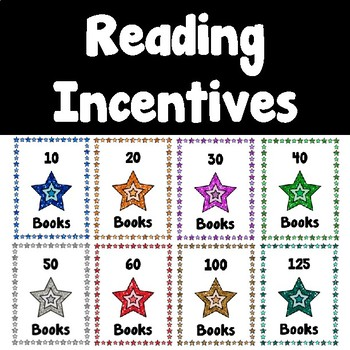 Reading Incentive Program with Reading Rewards