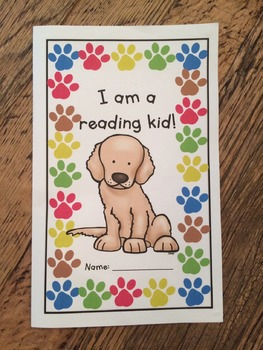 Reading Incentive Program ~DOGS~