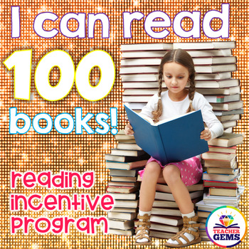 Reading Incentive Program -  I Can Read 100 Books