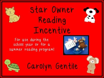 Reading Incentive Star Owner