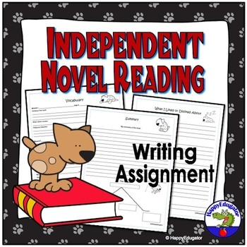Reading - Independent Novel Reading Assignment