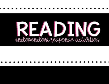 Reading Independent Response