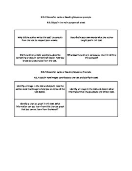 Reading Information Questions Bundle