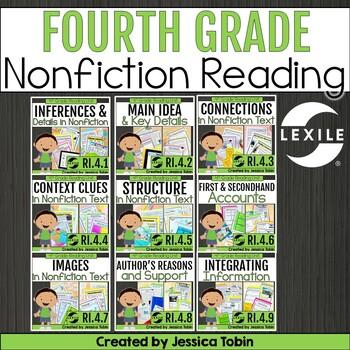 Reading: Informational- 4th Grade