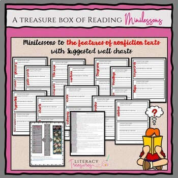 Reading Informational Text--A collection of Minilessons