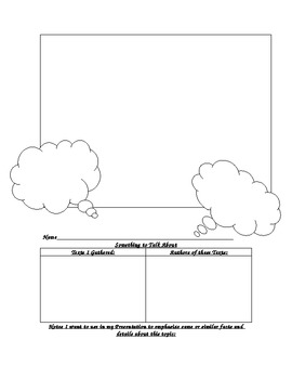 Reading Informational Text, Grade 5, Common Core Activity Menu/Literacy Centers