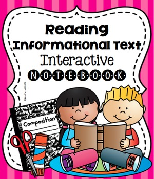 Reading Informational Text Interactive Notebook