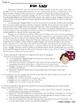 Reading Informational Text Task Cards (24) and Passages (5