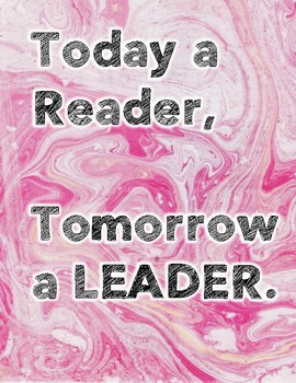 Reading Inspiration Poster