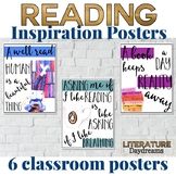 Reading Inspiration Posters
