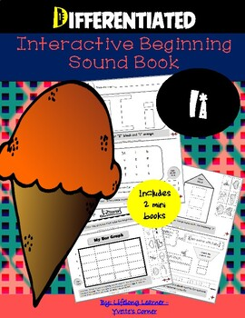 "Reading Interactive Beginning Sound ""I"" Book ** 2 FOR THE PRICE OF 1**"