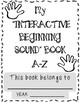 "Reading Interactive Beginning Sound ""I"" Book ** 2 FOR THE"