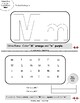 """Reading Interactive Beginning Sound """"M"""" Book ** 2 FOR THE"""