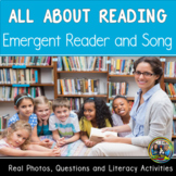 Free Emergent Reader and Comprehension Questions for First Grade