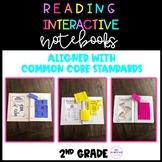 Reading Interactive Notebook: 2nd Grade