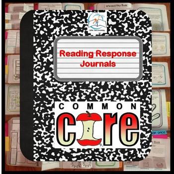 Reading Interactive Notebook: Grades 2-3