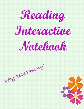 Reading Interactive Notebook-Fantasy