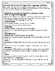 Reading Interactive Notebook: Literature Activities