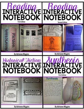 Reading Interactive Notebook MEGA BUNDLE